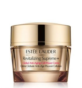 Estee Lauder Revitalizing Supreme+Creme Beauty Over 40