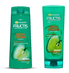 Garnier Fructis Grow Strong Shampoo & Conditioner Beauty Over 40