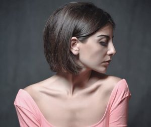 Bobbed Hair Beauty Over 40