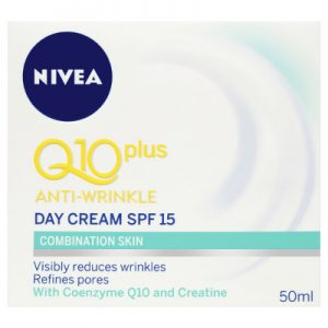 Nivea Q10 Plus Anti Wrinkle Day Cream Beauty Over 40