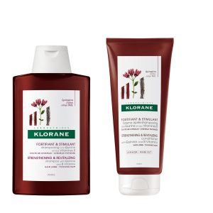 Thinning Hair Klorane Quinine & B Vitamin Shampoo & Conditioner Beauty Over 40