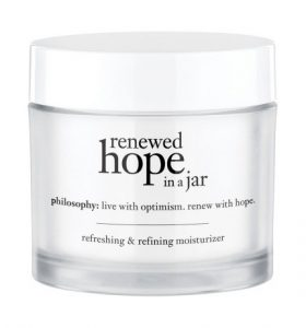 philosophy Renewed Hope in a Jar Beauty Over 40
