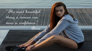 Confidence Quote Beauty Over 40