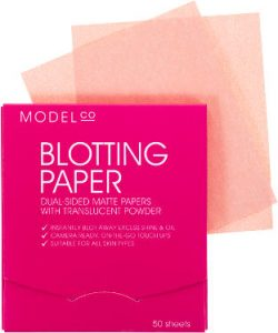 ModelCo Blotting Paper Beauty Over 40