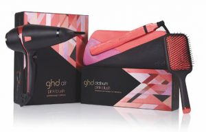 GHD Hair with Beauty Over 40