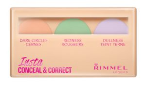 Colour Correcting Makeup Rimmel Insta Conceal & Correct with Beauty Over 40