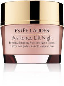 Estee Lauder Resilience Lift Night with Beauty Over 40