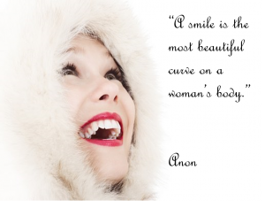 Beautiful Smile Quote Beauty Over 40
