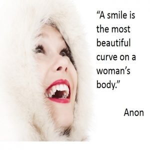 Smile quote Beauty Over 40