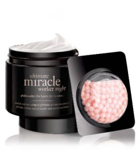 philosophy ultimate miracle worker night pearls Beauty Over 40