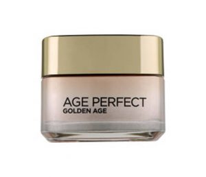 Post Menopause Skincare L'Oreal Age Perfect Golden Age Beauty Over 40