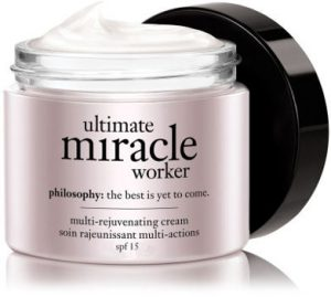 philosophy ultimate miracle worker cream Beauty Over 40