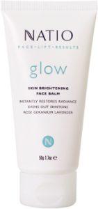Natio Skin Brightening Face Balm Beauty Over 40