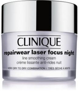 Clinique Repairwear Laser Night with Beauty Over 40