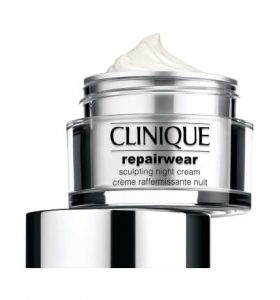 Clinique Repairwear Sculpting Night Cream with Beauty Over 40