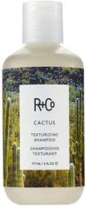 R+Co Cactus texturising Shampoo Beauty Over 40