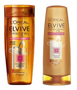 L'Oreal Extraordinary Oil Shampoo & Conditioner Beauty Over 40