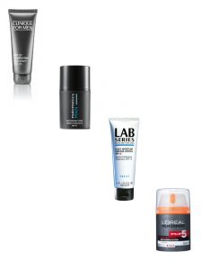 Clinique, Nutrimetics, Lab Series & L'Oreal Paris Mens Moisturiser Beauty Over 40
