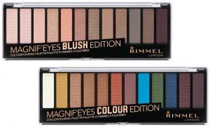 Rimmel Eye Palettes Beauty Over 40