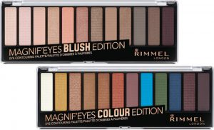 Rimmel Eye Palettes Beauty Over 40