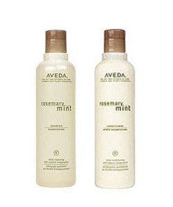 Aveda Rosemary Mint Shampoo & Conditioner Beauty Over 40