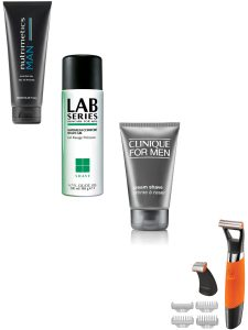 Nutrimetics Man, Lab Series, Clinique Man Shave Cream Remington Pro Shaver Beauty Over 40
