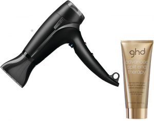 ghd aura hairdryer & split ends therapy Beauty Over 40