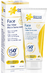 Cancer Council Face Day Wear Matte SPF 50+ Beauty Over 40