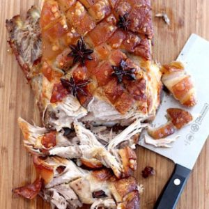 Hungry & Fussy Crispy-Pork-Belly-with-Apple-and-Fennel-Gluten-Free Beauty Over 40