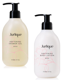 Jurlique Rose Body Wash & Body Lotion Beauty Over 40