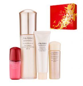 Shiseido Benefiance Christmas Set Beauty Over 40