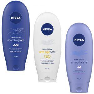 Nivea Hand Cream Beauty Over 40