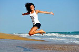 Happy fitness Beauty Over 40