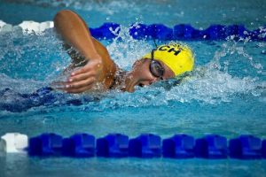 Swimming Exercise women 60-70 Beauty Over 40