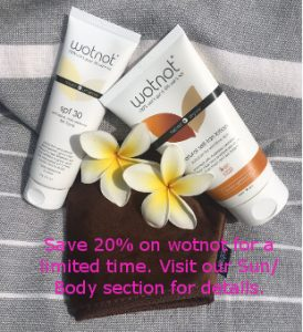 Wotnot save 20% Beauty Over 40