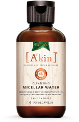 A'kin Cleansing Micellar Water Beauty Over 40
