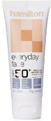 Hamilton Everyday Face Sunscreen SPF 50+ Beauty Over 40