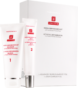 Nutrimetics Ultra Care+ Micro-Dermabrasion Kit Beauty Over 40 Australia