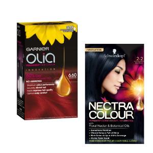 Permanent Hair Colour Oil Garnier & Schwarzkopf Beauty Over 40 Australia