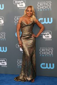 Mary J Blige Oscar Nominated 2018 Beauty Over 40 Australia
