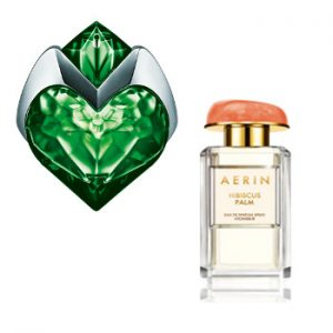 Mugler Aura and Aerin Hibiscus Palm Mther's Day 2018 Beauty Over 40 Australia