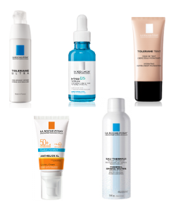 La Roche-Posay Favourite 5 Products Beauty Over 40