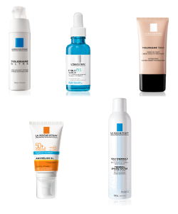 La Roche-Posay Favourite Products Thermal Water, Anthelios Sunscreen, Toleriane Ultra, Makeup, Hyalu B5 Beauty Over 40 Australia