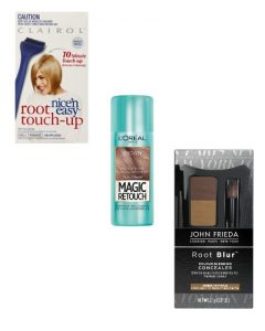 Root Touch Up Products Clairol L'Oreal John Frieda Beauty Over 40 Australia