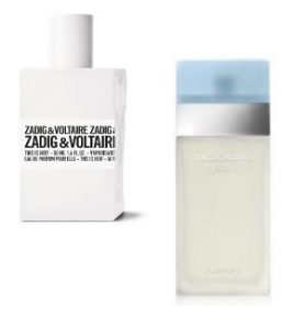 Sporty Mother Zadig & Voltaire and Dolce & Gabbana Light Blue Mother's Day 2018 Beauty Over 40 Australia