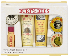 Burt's Bees Tips and Toes Kit Mother's Day Beauty Over 40 Australia