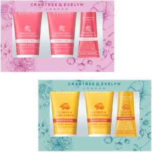 Crabtree & Evelyn Travel Ritual Set Duo Beauty Over 40 Australia