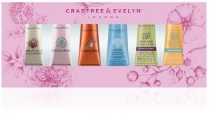 Crabtree and Evelyn Moisturising Hand Care Medley Beauty Over 40 Australia