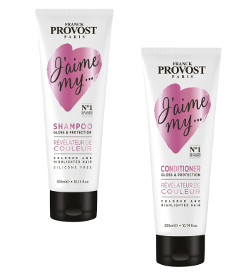 Franck Provost J'aime my Colour Protect Shampoo & Conditioner Duo Beauty Over 40 Australia