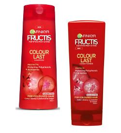 Garnier Colour Protect Shampoo & Conditioner Beauty Over 40 Australia